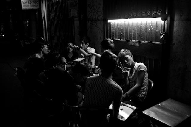 Bar, Ho Chi Minh, Vietnam